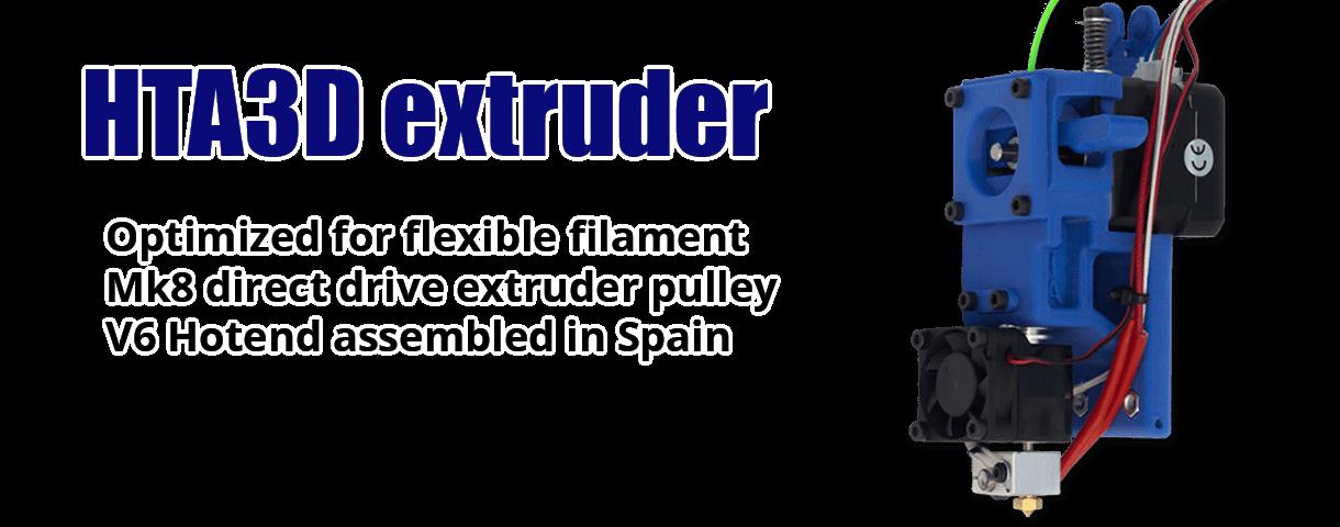 HTA3D Extruder