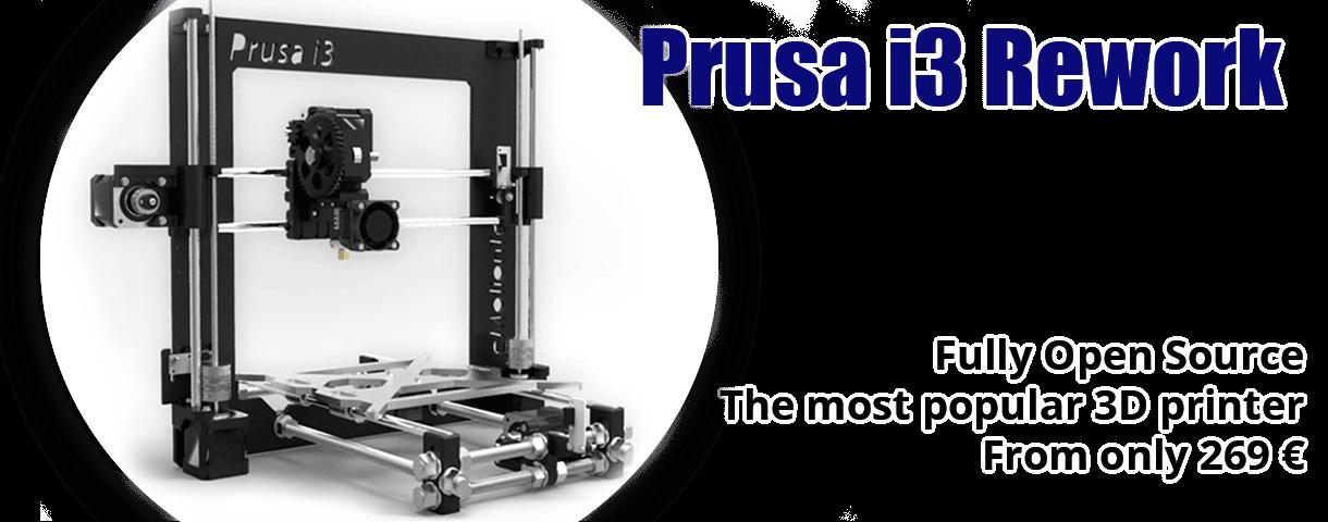 Prusa I3