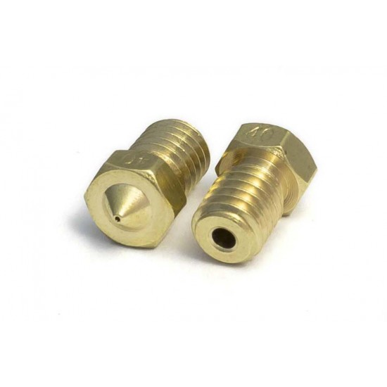 Extruder Nozzle 1.75mm 0.20mm to 1.00mm