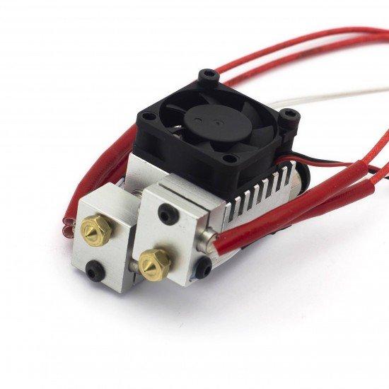 V6 Dual Hotend - Chimera Style - 1.75mm filament