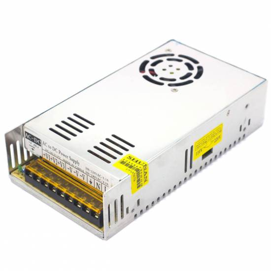 Compact Power Supply - DC 12V 33A - 400W