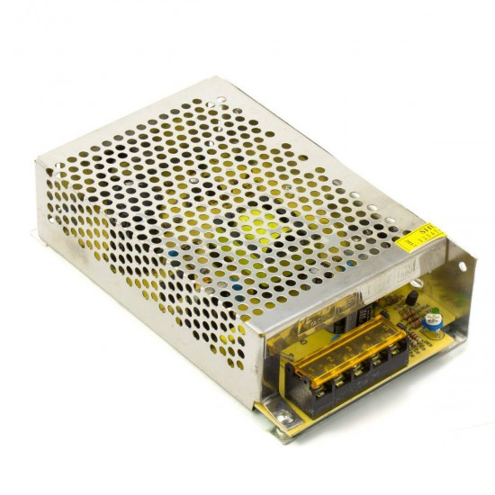 Compact Power Supply - DC 12V 5A 60W