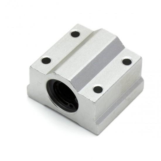 SC8UU Lineal bearing with aluminum bracket