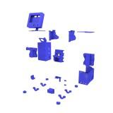 Piezas Impresas Prusa I3 Steel dual - P3Steel dual por HTA3D