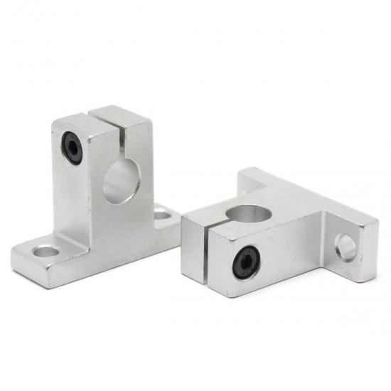 Aluminium SK10 bracket for 10mm rod
