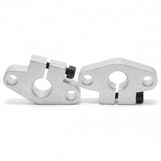 Aluminium SHF8 bracket for 8mm rod