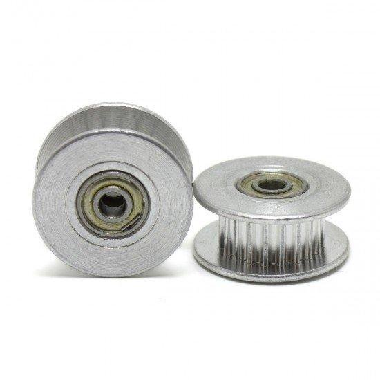 Polea GT2 con Rodamiento - 20 dientes - DI 3mm