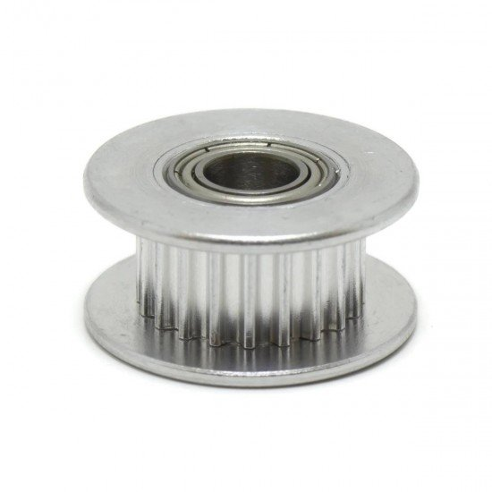 GT2 Pulley with Bearing - 20T - ID 5mm