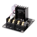 25A Mosfet Module with heatsink and hot bed compatible