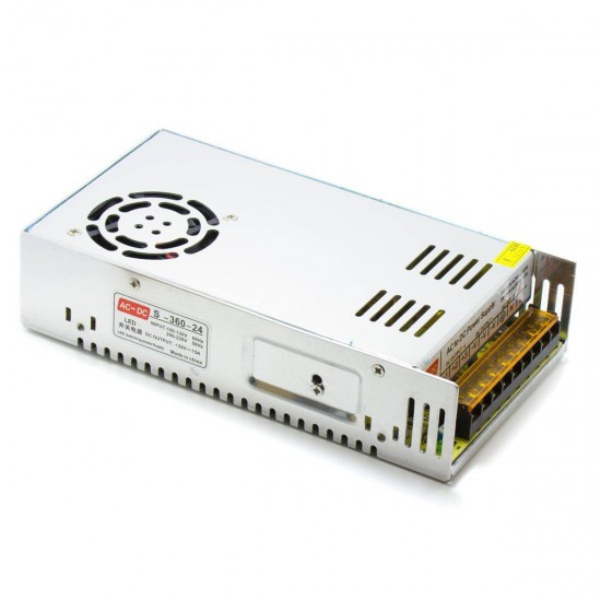 Compact Power Supply - DC 24V 15A - 360W