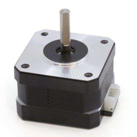 Motor Paso a Paso Nema 17 - 17hs2408 - Eje 5mm en D