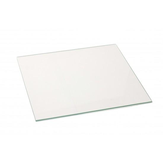 Borosilicate tempered glass 214x214x3mm