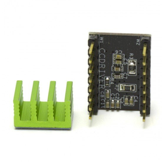 LV8729 - Stepper Motor Driver Carrier, High Resolution - Super Silent - Driver