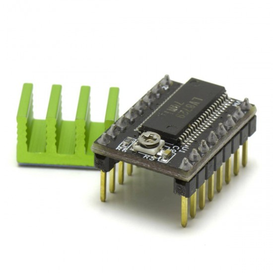 LV8729 - Controlador para motor paso a paso - Alta Resolución - Súper Silencioso - Driver