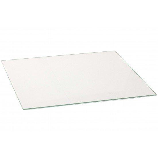 Borosilicate tempered glass 220x220x3mm