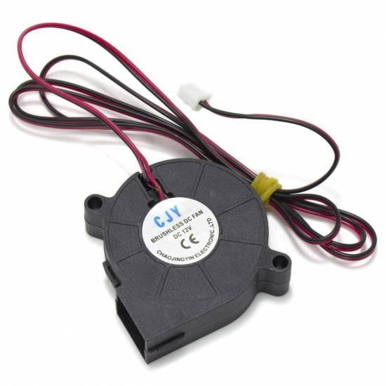 Ventilador centrífugo 5015s 12v - Blower