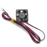 3010 Fan - 12v - 5 Blades - 1m wire