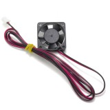 Ventilador 3010 - 12v - 5 Aspas - 1 metro cable