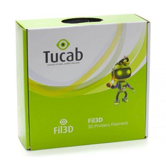 Filamento PETG - 1.75mm - Tucab