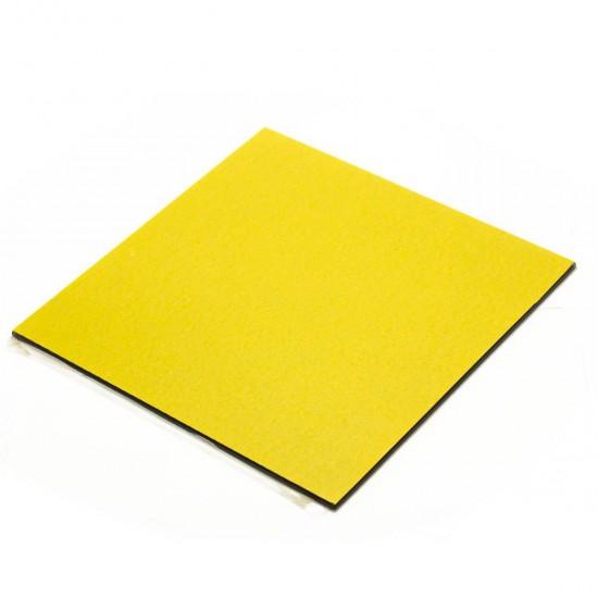 Cristal para cama caliente con recubrimiento microposoro tipo Ultrabase - 310x310x4mm