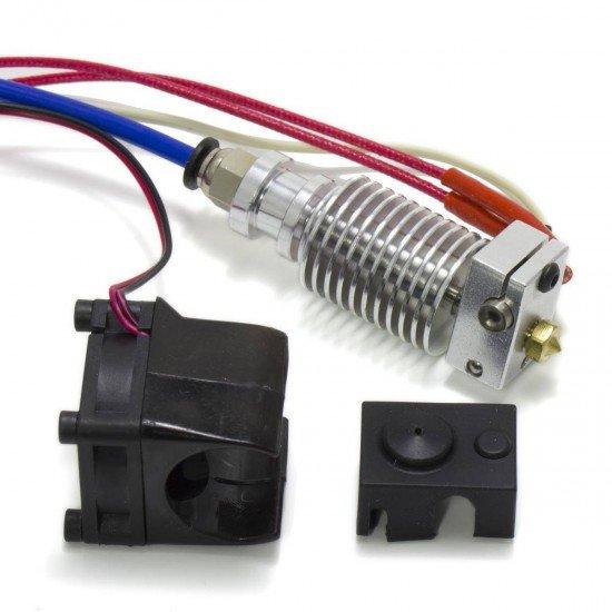 All Metal Hotend V6 para filamento de 1.75mm - versión con termistor encapsulado