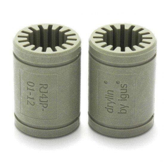 Igus DryLin® RJ4JP 01-12 - Lm12uu Equivalent