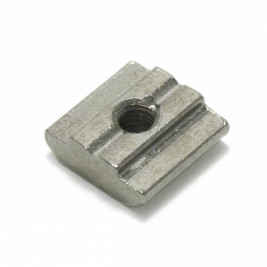 T-slot sliding nut for 30mm profile and orifice M5 - 30-M5