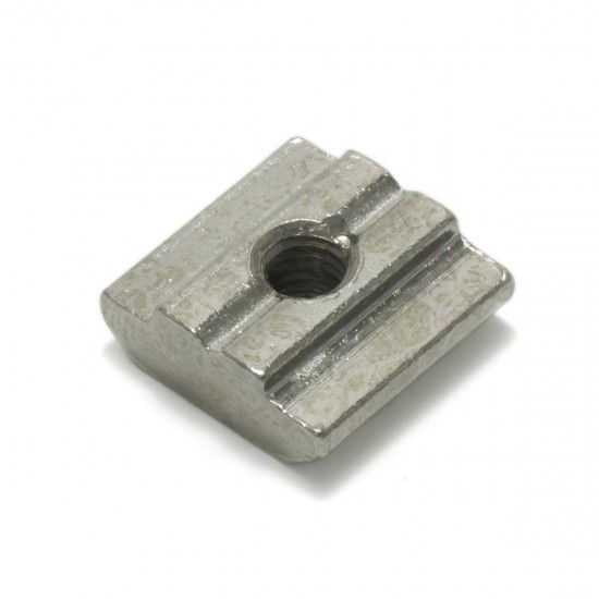 T-slot sliding nut for 30mm profile and orifice M5 - 30-M5