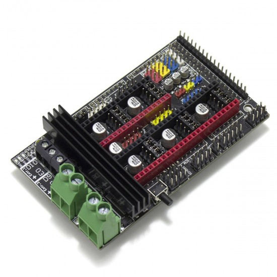 Ramps 1.6+ (PLUS) - Compatible with SPI - Compatible with TMC2130