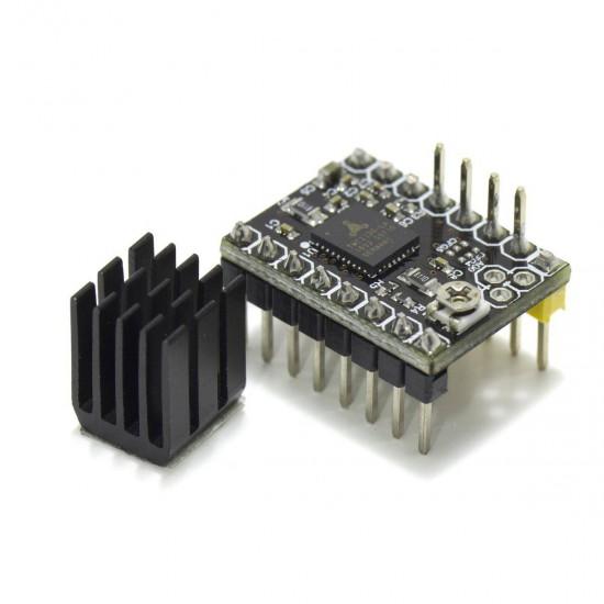 TMC2130 - Step / Dir - Máxima compatibilidad - Controlador para motor paso a paso Silencioso - Driver
