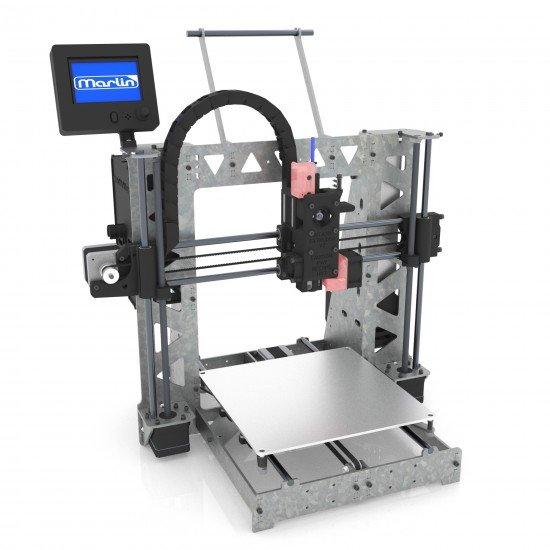 3DSteel - 3D Printer - Evolution of P3Steel / Prusa i3 Steel