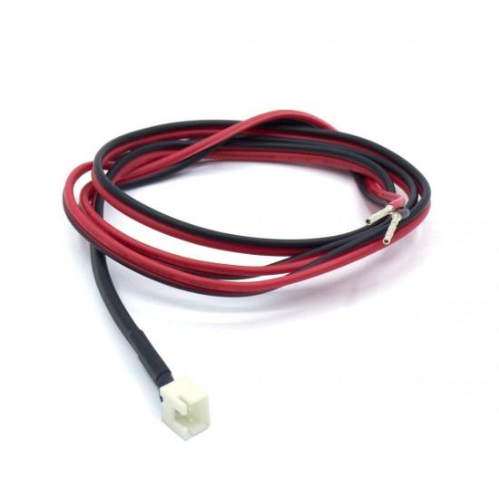 Cable bipolar de expansión para ventiladores