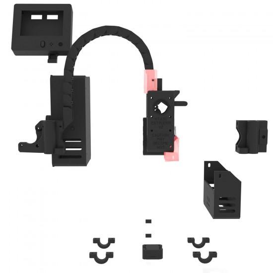 3DSteel -  P3Steel / Prusa I3 Steel Evolution Printed Parts