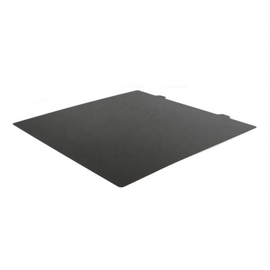 Lámina Metálica y Flexible recubierta de polvo de PEI por ambos lados - Para cama caliente magnética MK3 220x220