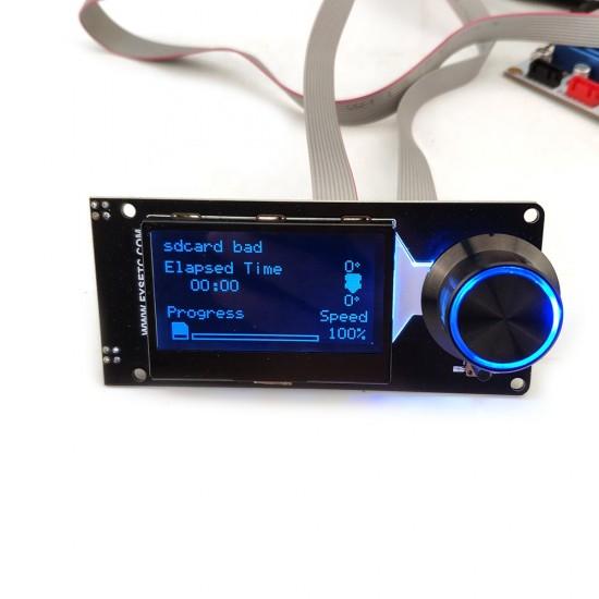 Mini 12864 LCD Full Graphic Smart Controller