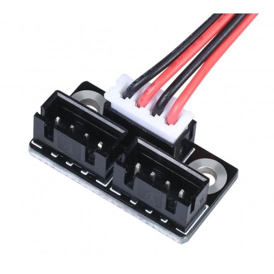 Módulo para conectar dos motores en paralelo - Doble eje Z