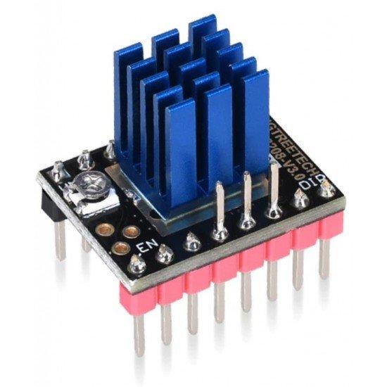 TMC2208 - UART - Controlador para motor paso a paso Silencioso - Driver