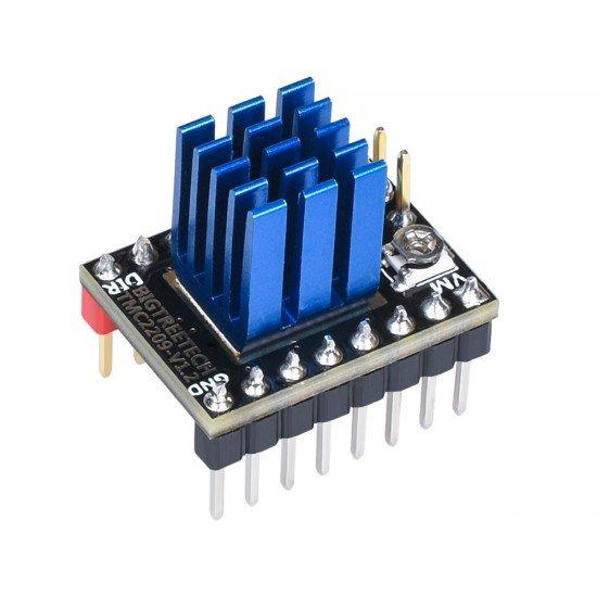 TMC2209 - UART - STEP/DIR - Stepper motor controller Silent - Driver