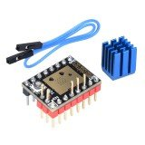 TMC2209 - UART - STEP/DIR - Controlador para motor paso a paso Silencioso - Driver