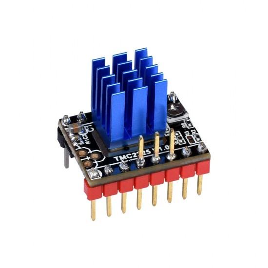 TMC2225 - UART - Controlador para motor paso a paso Silencioso - Driver