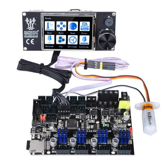SKR Mini E3 V1.2 Board for 32-bit 3D Printer ARM with TMC2209 UART