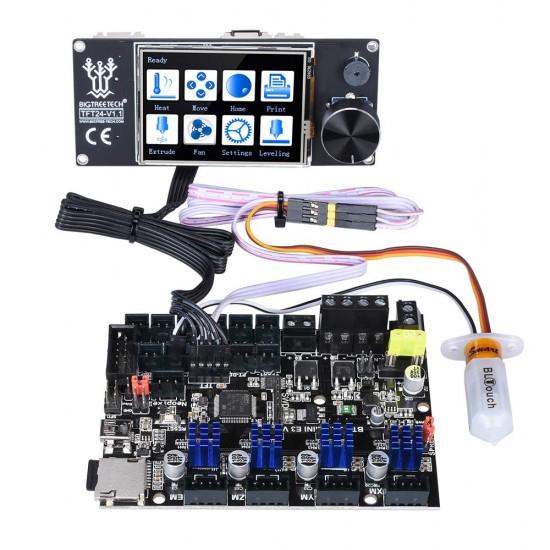 SKR Mini E3 V1.2 Placa para Impresora 3D de 32 bits ARM con controladores TMC2209 UART