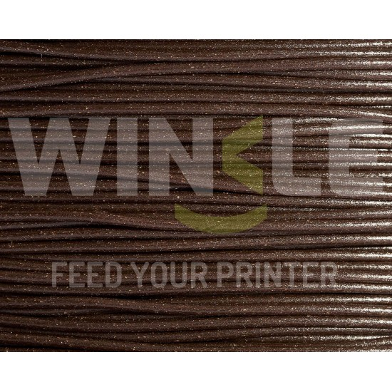PLA HD Cork Filament - With cork particles - 1,75mm - WINKLE