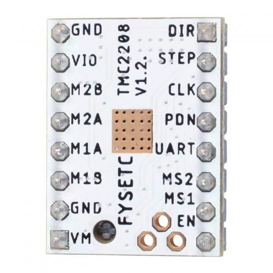 TMC2208 - Stepper motor controller Silent - Driver