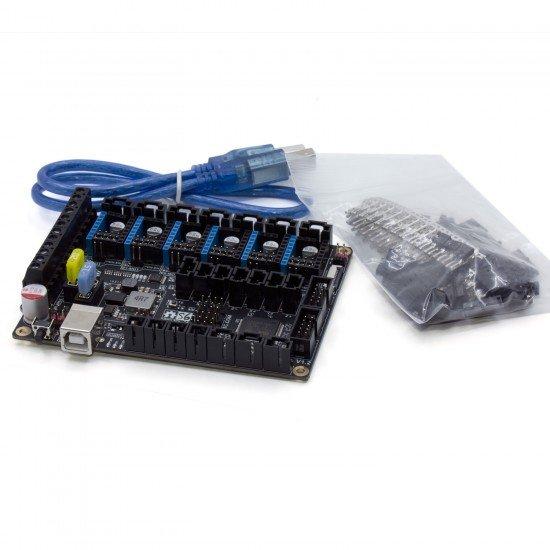 Placa S6 Fysetc de 32 bits - Procesador STM32F446 180Mhz - compatible con 12v/24v