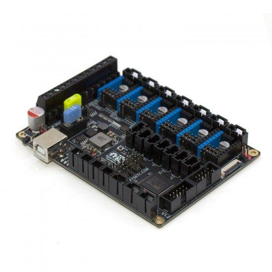 S6 Fysetc Board 32 bits - STM32F446 180Mhz CPU - 12v/24v compatible