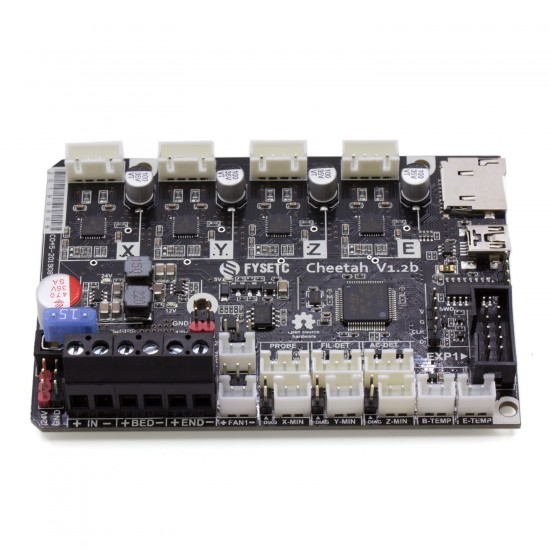 FYSETC Cheetah Board with TMC integrated -  32 bits 24v