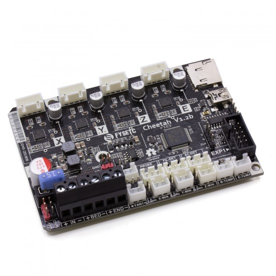 Placa Cheetah FYSETC con TMC integrados - 32 bits 24v