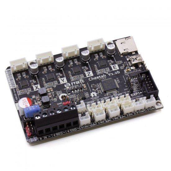 Placa Cheetah FYSETC con TMC integrados - 32 bits 24v