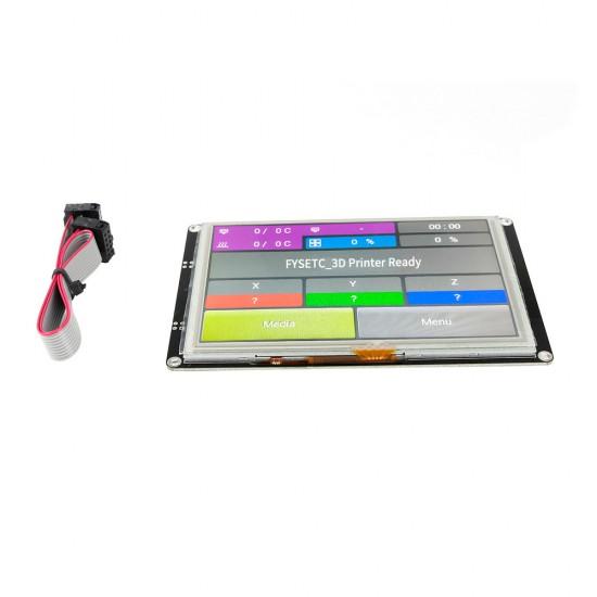 TFT81050 Pantalla Táctil de 5 pulgadas Compatible con Marlin 2.0